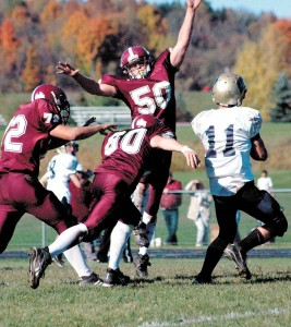 Railroaders fry Burghers, will play for second seed