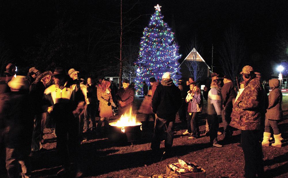 Tree-lighting, parade, festivals on tap in Granville