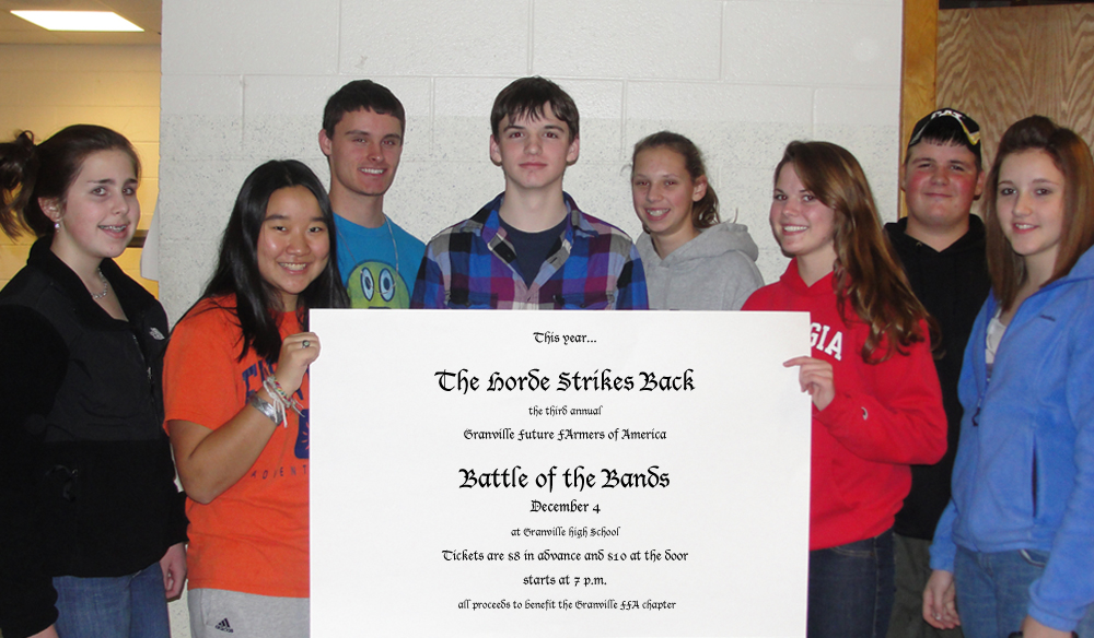 Bands to Battle