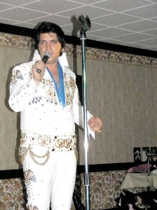 Elvis coming to area Saturday