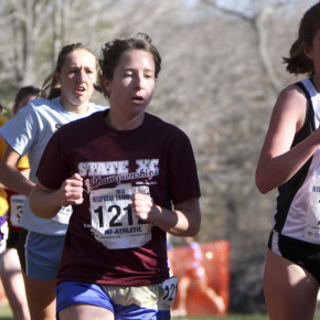 A 28th place finish has Granville's Alicia Clark, a junior, looking forward to her senior season.