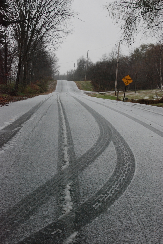 Drivers Reminded to use caution as Winter season nears