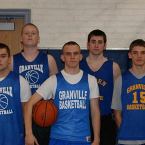 The 2010-2011 boys basketball team