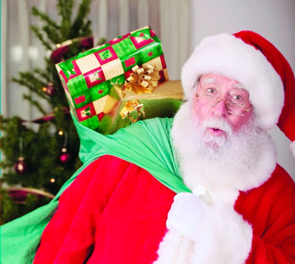 Santa Coming to Poultney