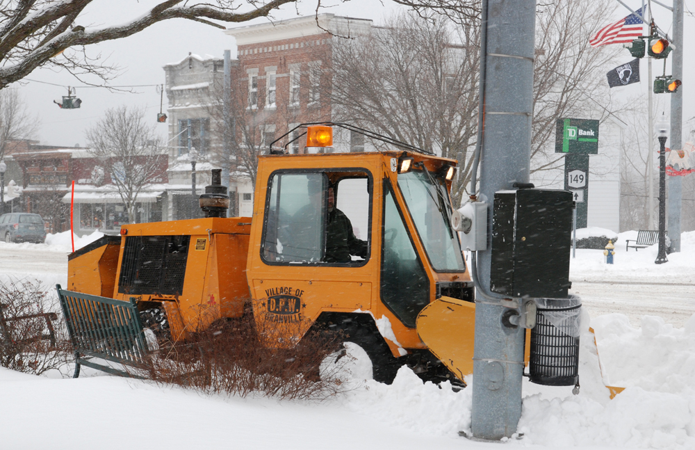 Multiple storms strain snow budgets