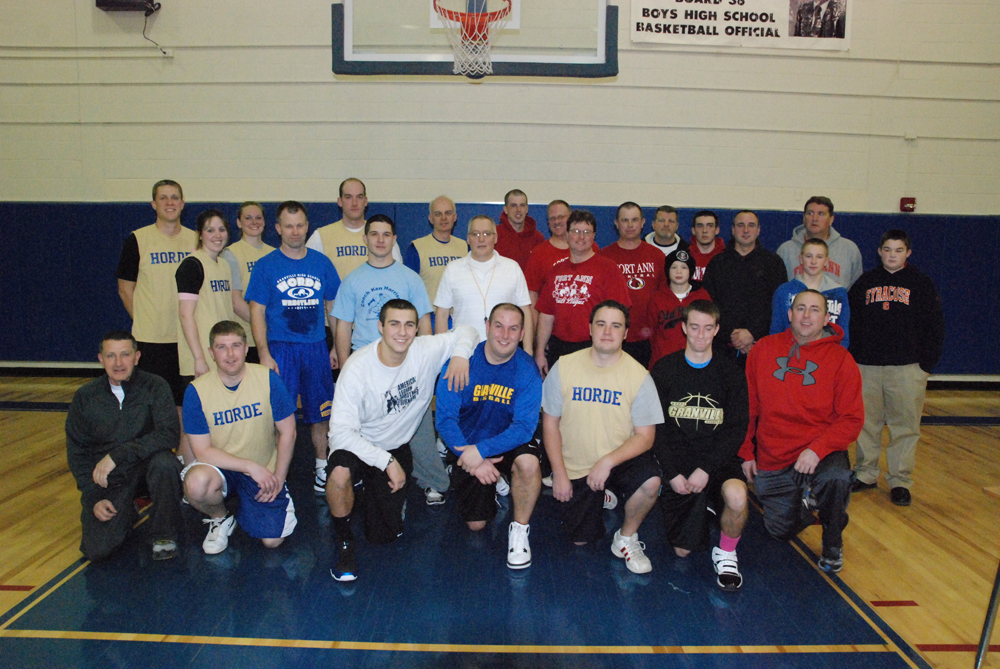 Fun for a cause at Coaches vs. Cancer. Posted on January 13 2011 by Matthew
