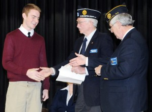 Manchester first at county oratorical contest