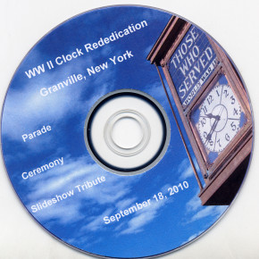 Clock DVD web