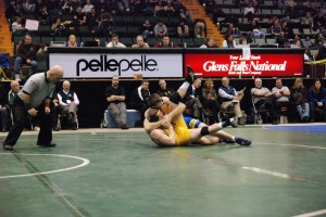 Palmer pins down spot for tourney