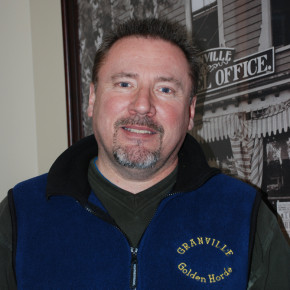 Mayoral candidate Brian LaRose
