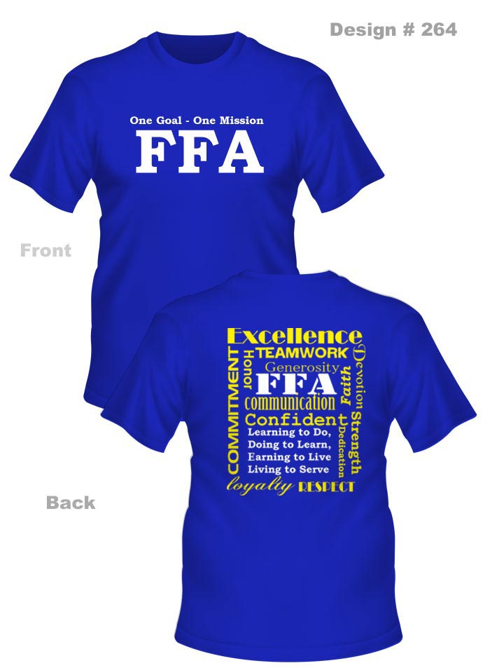 FFA officer slogans   just b.CAUSE