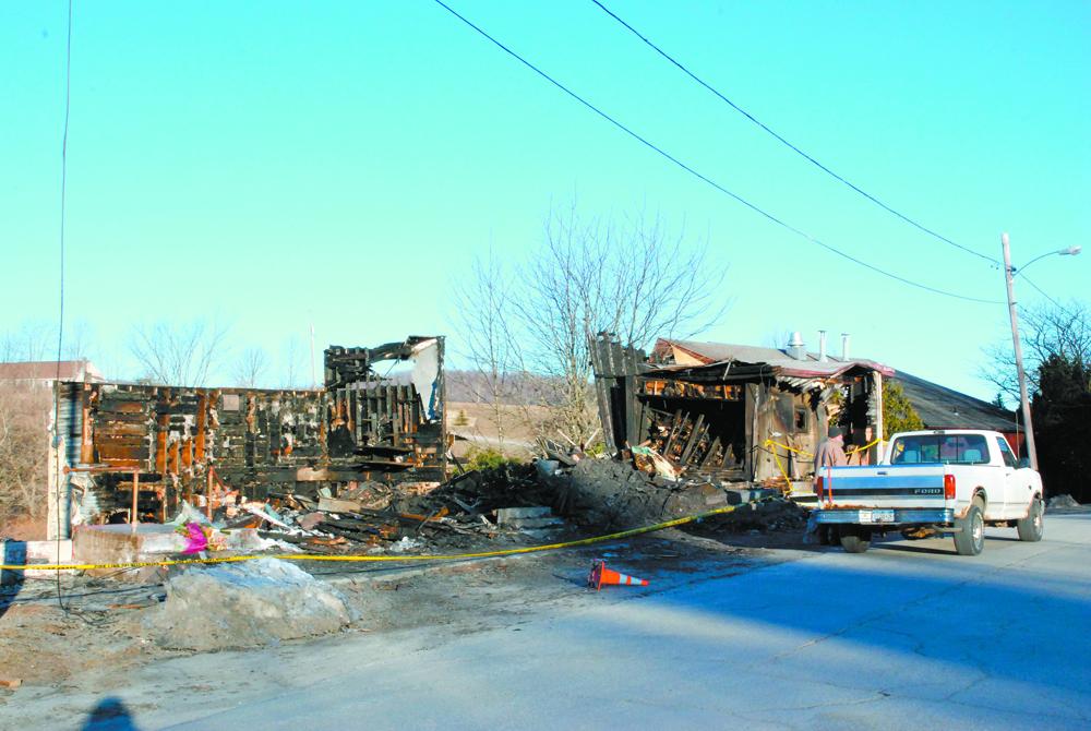 One killed in Saturday Blaze