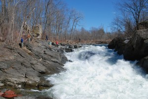 Whitewater! Kayakers take on Truthville section of Mettowee River