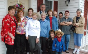 Haynes House to volunteers – give it a try, you might like it