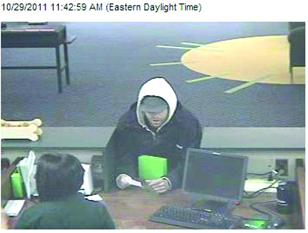 TD Bank robberies tied to recent Vermont holdups