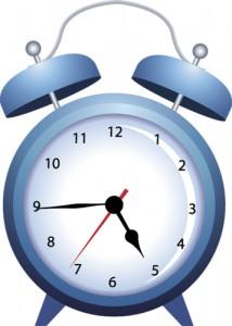 Turn Back Your Clocks Nov. 6 at 2 a.m.