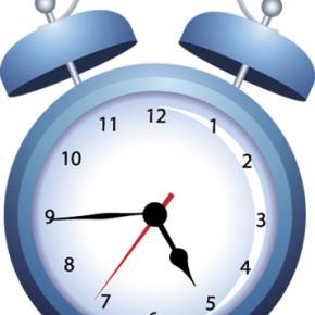clock web size