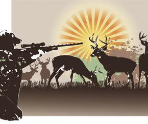 hunter for game dinner WEB