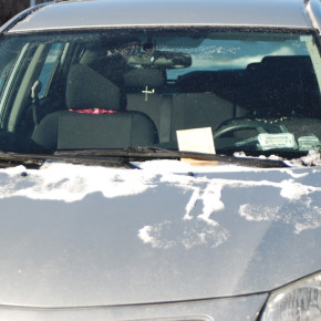 winter parking ban violation 2