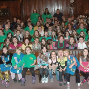 Girl Scout Group