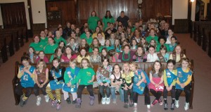 Celebrating a century: Local Girl Scouts mark 100 years of fun, friends, achievement