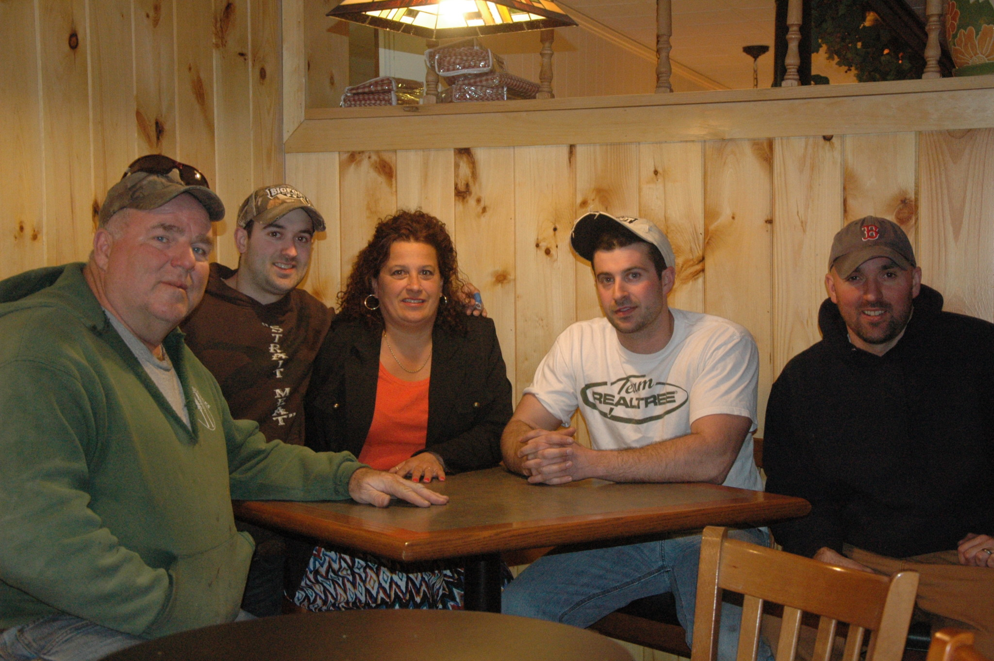 Updated Whitehall eatery a family affair