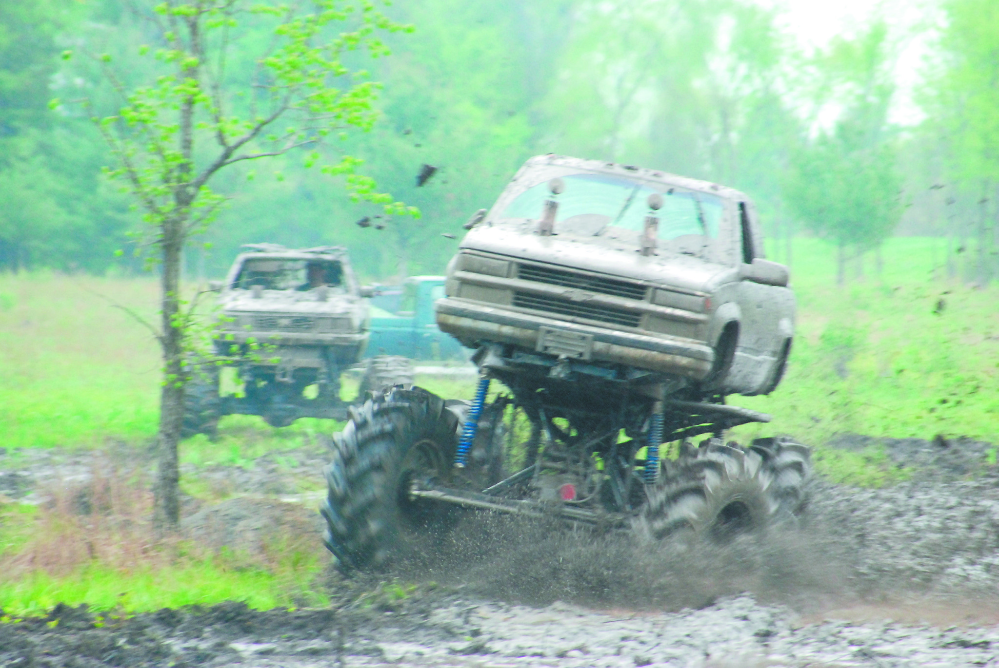 Off-road event this weekend