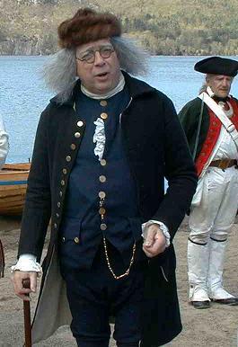 Paul Stillman-Ben Franklin 2