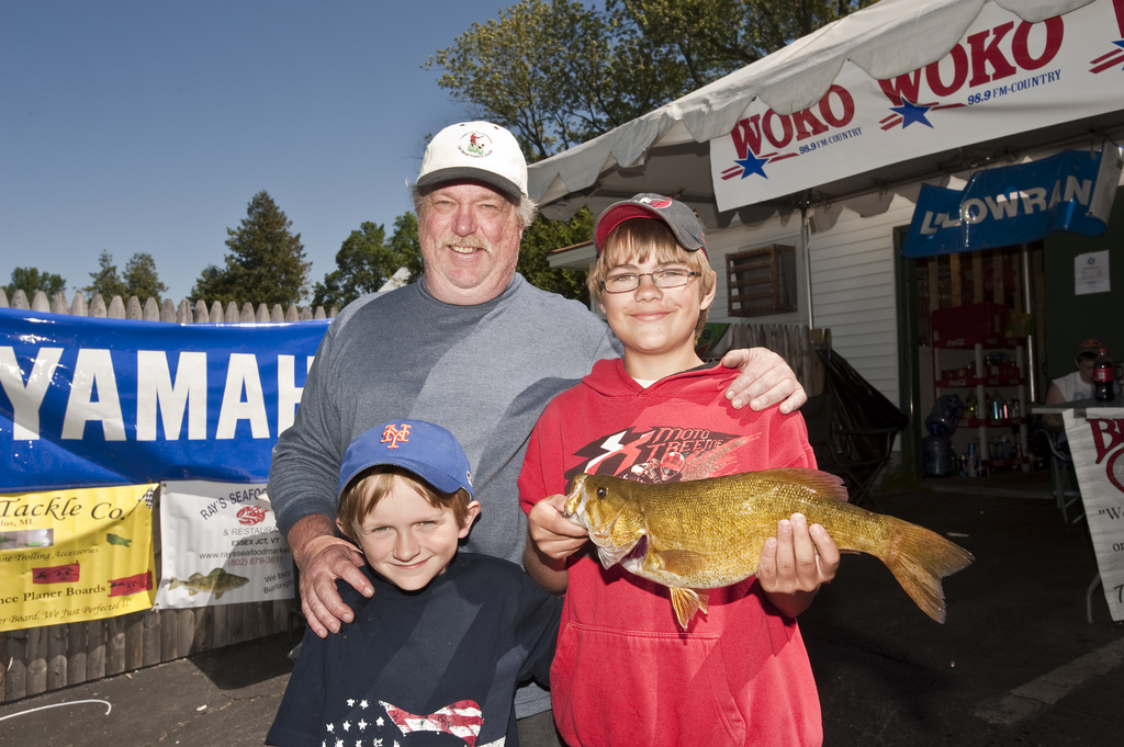 Big lake fishing derby this weekend