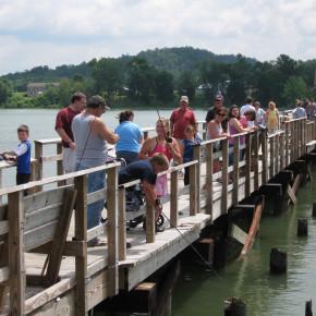 Free Fishing Event-Pier