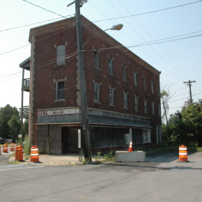 Flat iron building 004