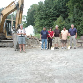 Hampton Ground Breaking 005