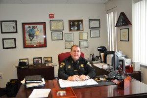 Sheriff reaches out to town boards, residents