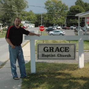 New Pastor Paul Shepherd
