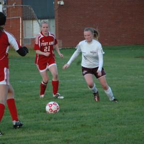 Sports-Soccer Ariel Ayers