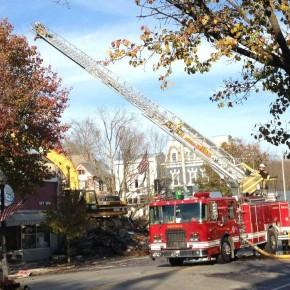 Granville fire 3