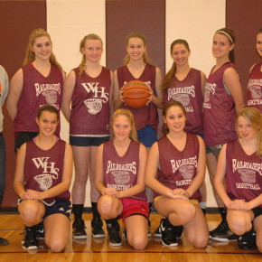 WT Girls BBall Photo