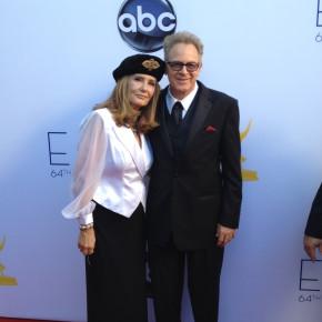 Joyce & Darrell Fetty at Emmys