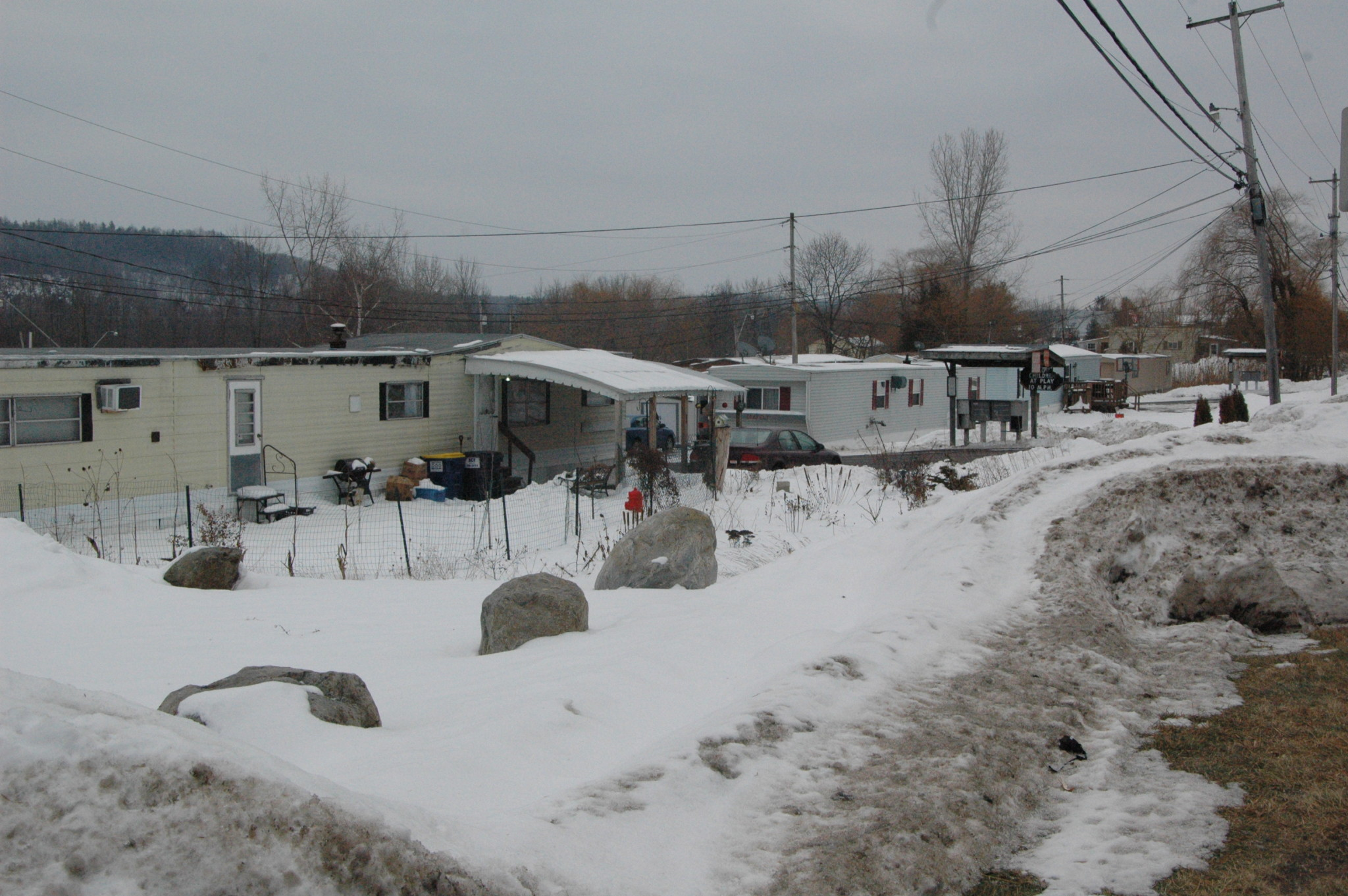 Water shutoff avoided: Mobile home park owner agrees to deal with village