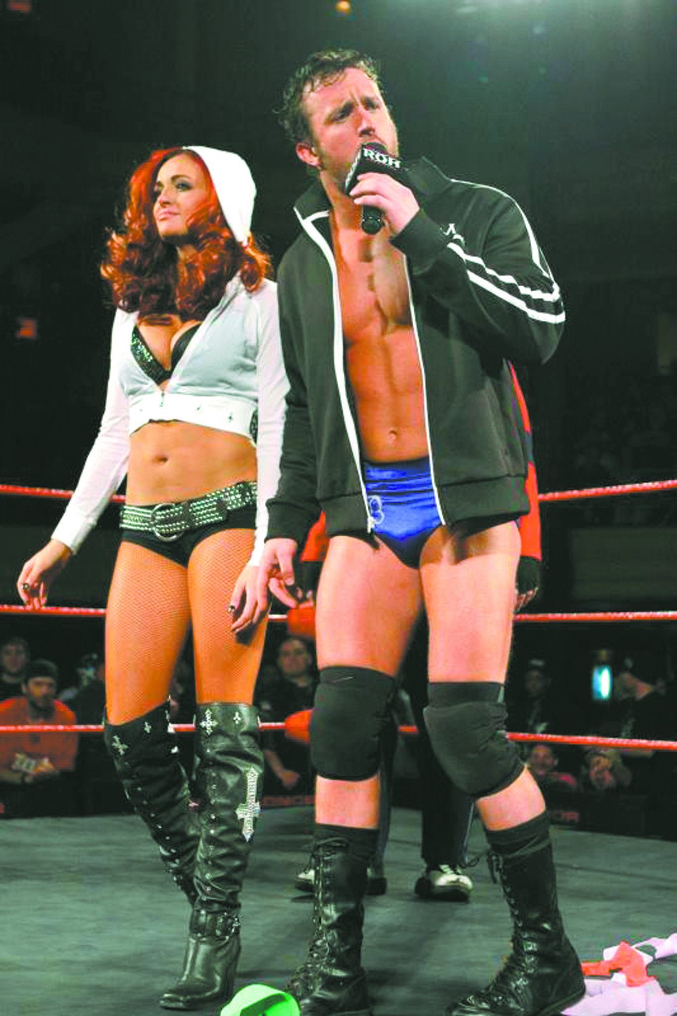 Former WWE Diva coming to Whitehall Friday