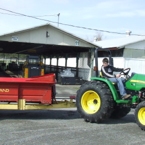4H Tractor Safety