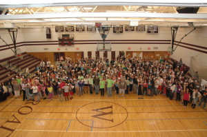 School promotes peace: Human rights focus of annual peace week