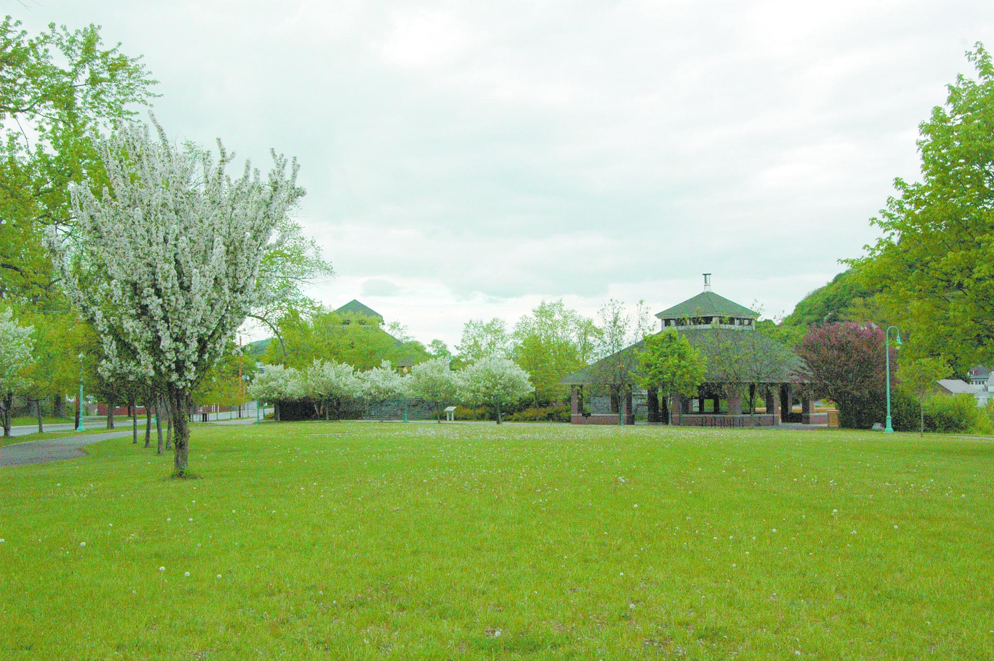 Town debates charging for waterfront park usage
