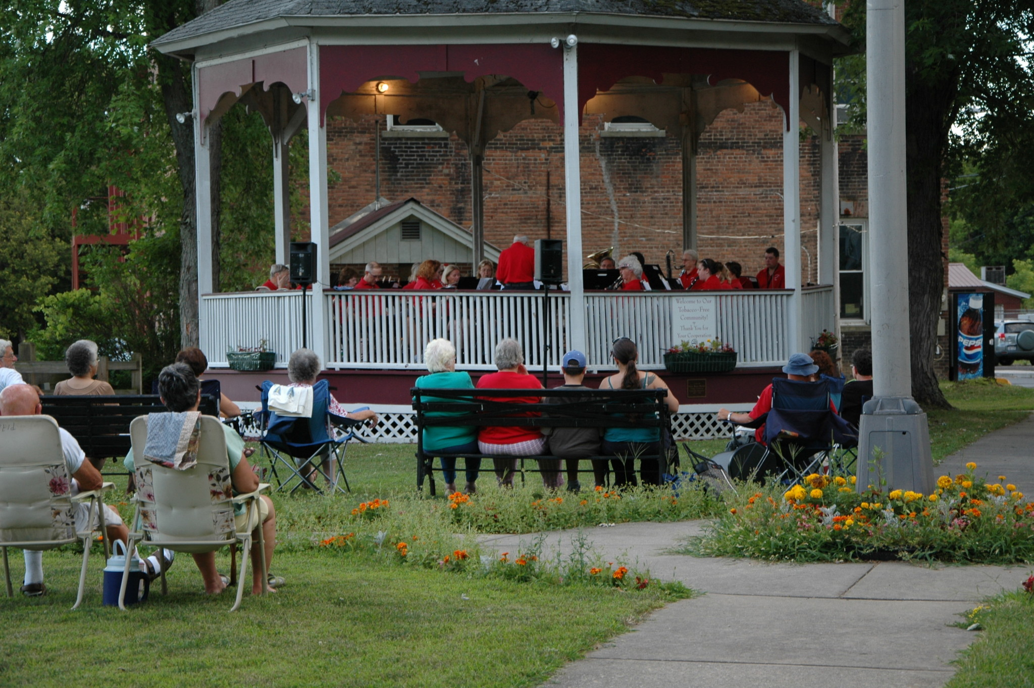 After delay LARAC releases funds for local concert series