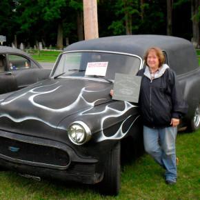 Penrhyn-car-show