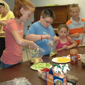 Rec Center Summer programs