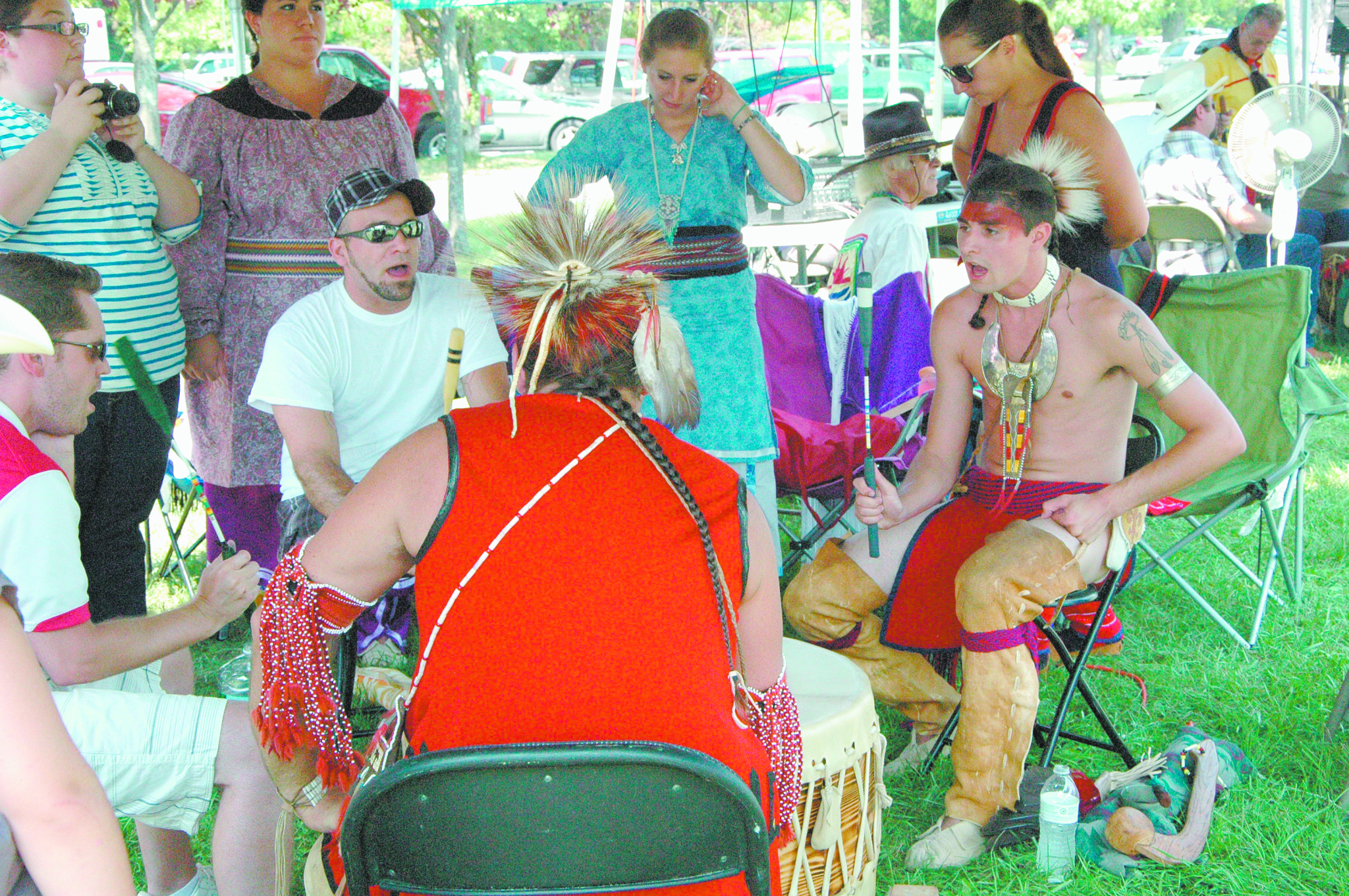 Annual Powwow this weeekend in Whitehall