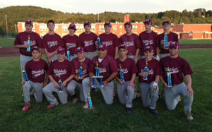SPORTS Baseball runners up