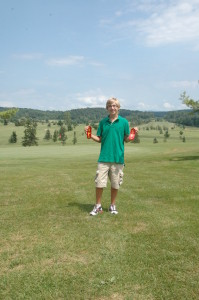 SPORTS Flynn 2nd at golf