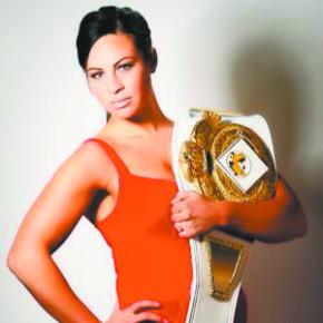Title fight Sarah Kuhn